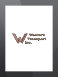 Western Transport Inc.